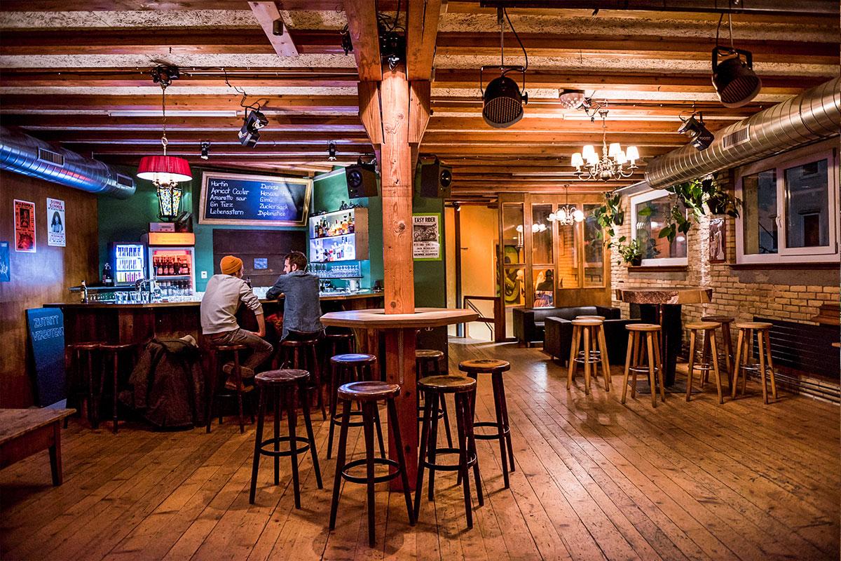 Dreiegg Ego Bar, Frauenfeld