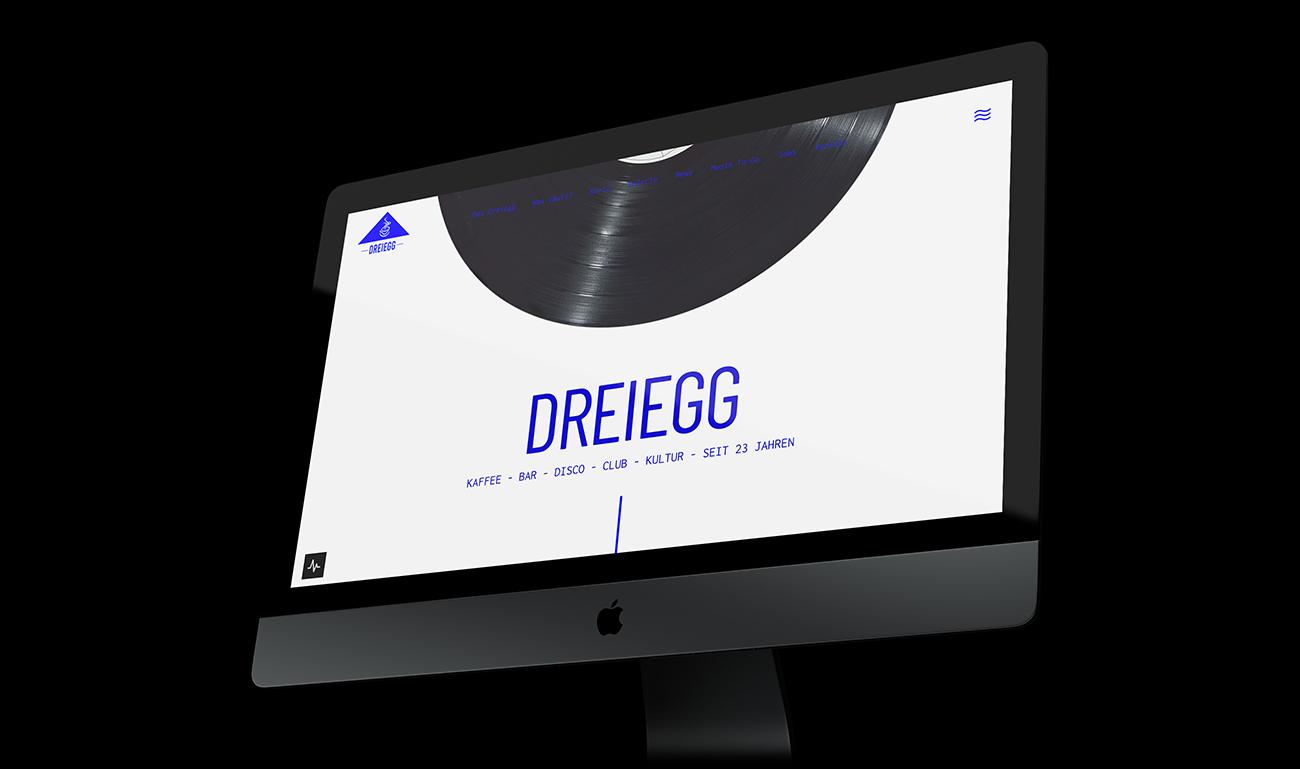 Dreiegg, Neue Webseite